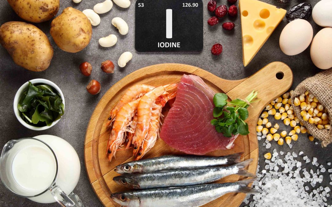 Iodine Deficiency in the UK: Who is at Risk?