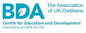 BDA CED Endorsed Association of UK Dietitians
