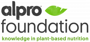 Alpro Foundation Knowledge in Plant-Based Nutrition brand logo