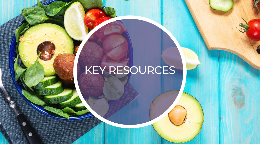 Key resources: Vegan savvy