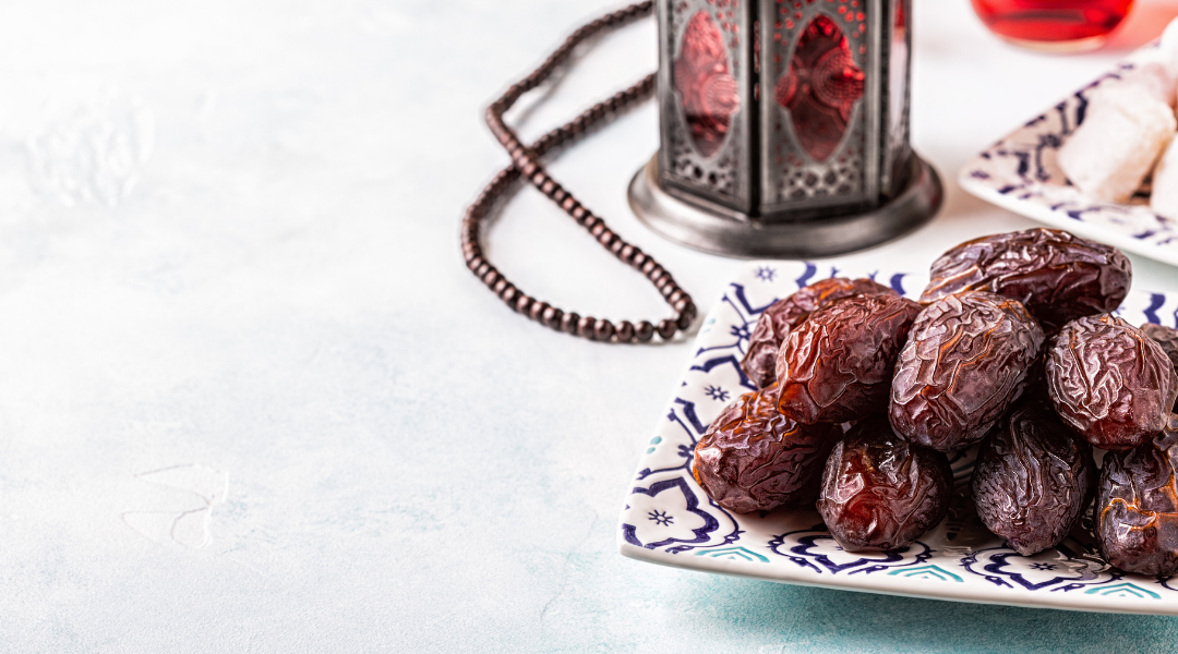 Ramadan: Top tips for eating well